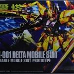 HG 1/144 Delta Gundam
