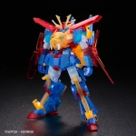 HGBF 1/144 [Gundam Base Limited] Gundam Tryon III [Clear Color ver.]