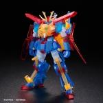 HGBF 1/144 [Gundam Base Limited] Gundam Tryon III [Clear Color ver.]
