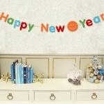 D.I.Y. - ชุดตัวอักษรปาร์ตี้ Happy New Year