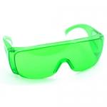 แว่นตากันน้ำ สีเขียว ส่ง45 ขาย99