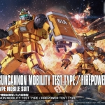HG 1/144 Guncannon Mobility Test Type/Fire Power Test Type [Gundam The Origin]