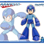 Mega Man 1/10 Plastic Model Kit