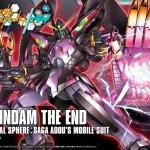 HGBF 1/144 Gundam The End