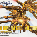 7-Eleven Exclusive: HG 1/144 Freedom Gundam REVIVE Gold Injection Color
