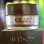 Himalaya Black Tea Eye gel ปรนนิบัติผิวรอบดวงตา เนื้อเจลนุ่มเย็น ยืดหยุ่นคล้ายโครงสร้างผิวจริง
