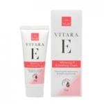 (ยกโหล ราคาส่ง) Vitara E Whitening & Soothing Cream 25g ไวทาร่า สำหรับบำรุงผิวที่มีปัญหารอยแผลเป็น ผิวแตกลาย ผิวไม่เรียบเนียน ปรับสีผิวให้สม่ำเสมอ ขาวกระจ่างใส