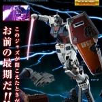 "[P-Bandai] MG 1/100 Full Armor Gundam Ver. Ka [Gundam Thunderbolt] ""Last Session Ver."""