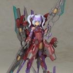 Master File Box: Frame Arms Girl Hresvelgr=Rufus