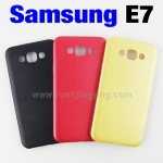 เคส Samsung Galaxy E7 ซิลิโคน ลดเหลือ 49 บาท ปกติ 260 บาท