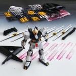 Double Finfunnel Custom Units For Gundam Nu Ver Ka.