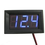 DC Digital Voltmeter Module (Blue Color)
