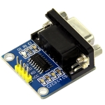 RS232 to TTL Converter Module + Free Female to Female Jumpers