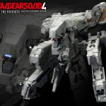 [Kotobukiya] Metal Gear Solid 4 Guns of the Patriot - Metal Gear REX METAL GEAR SOLID 4 Ver.1/100 Plastic Model