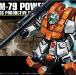 HG 1/144 RGM-79 POWERED GM