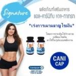 Cani Cap L-Carnitine คาร์นิแคป อาหารเสริมลดน้ำหนัก