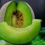Melonผิวตาข่าย อามาอิ (20เมล็ด)