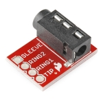TRRS 3.5mm Jack Breakout (SparkFun)