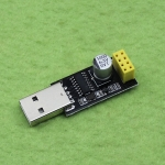 USB Adapter Plate (ESP8266 module to PC Computer Development)