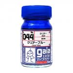 044 Clear Blue