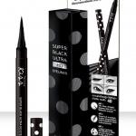 Super Black Ultra HD EyeLiner Malissa K.I.S.S มาลิสสาคิส ซุปเปอร์เเบล็ค อัลตร้า เอชดี อายไลเนอร์สูตรกันน้ำ