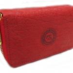 กระเป๋าสตางค์ Double Zipped ลายหนังช้าง ElephantPatttern_1045