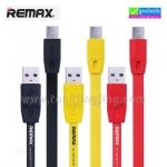 สายชาร์จ Micro USB Remax Full Speed Series RM-001m ราคา 67 บาท ปกติ 185 บาท