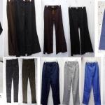 ยกถุงกางเกงขายาวคละแบบส่ง 30 ตัวๆละ 59 บาทยอดโอนรวมส่งแล้ว 1970บ.