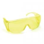 แว่นตากันน้ำ สีเหลือง ส่ง45 ขาย99
