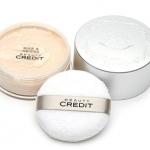 Beauty Credit Lovely Face Powder 27g แป้งฝุ่นเนื้อเนียน บางเบา