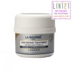 Hair repair treatment with Horse Tail Extract + Ginseng Extract and D-Panthenol ทรีทเมนท์หมักผม เพื่อผมมีน้ำหนัก ไม่แห้งเสีย เปราะขาดง่าย