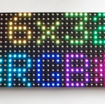 Medium 16x32 RGB LED Matrix Panel (Adafruit)