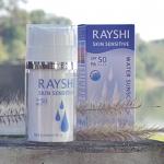 Rayshi Skin Sensitive Water Sunscreen กันแดดเซลล์สด