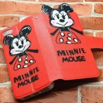 เคสไอโฟน6/6S เคสฝาเปิด การ์ตูนดิสนีย์ minnie mouse