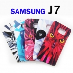 เคส Samsung J7 ลายกราฟฟิก รูปสัตว์ ลดเหลือ 90 บาท ปกติ 225 บาท
