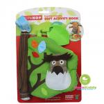 Skip Hop หนังสือผ้า Treetop friend เพื่อนสัตว์บนต้นไม้ Skip Hop Treetop Friends Soft Activity Book