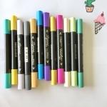 ปากกา signme 12 สี + แถมกระเป๋าผ้า A6 1 ใบ