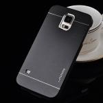 เคส Note4 เคสฝาหลังอลูมิเนียม สีดำ