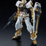 [P-Bandai] RG 1/144 Gundam Astray Gold Frame