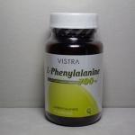 Vistra L-phenylalanine 700 mg 30 แคปซูล ช่วยควบคุมความอยากอาหาร ควบคุมน้ำหนักได้อย่างมีประสิทธิภาพ