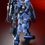 [P-Bandai] HGUC 1/144 RX-80PR Pale Rider [Heavy Equipment Ver]