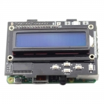 16x2 LCD RPi Plate (with KeyPad + RGB LED)