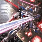 MG 1/100 FORCE IMPULSE GUNDAM