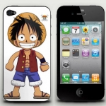 case one piece iphone4/4s
