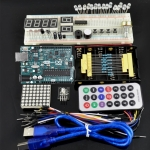 Arduino Basic Kit + UNO WIFI (บอร์ดแท้ Italy)