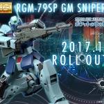 MG 1/100 GM Sniper II