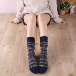 ถุงเท้ายาวสไตล์ญี่ปุ่น