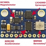 Inertial Measurement Unit - GY-80 Module for Arduino: Part 2 L3G4200D
