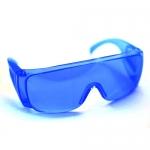 แว่นตากันน้ำ สีน้ำเงิน ส่ง45 ขาย99