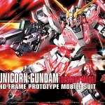 HGUC 1/144 RX-0 Unicorn Gundam (Destroy Mode)